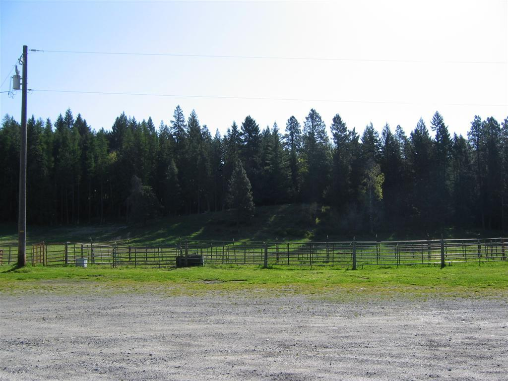 Pend Oreille Farms Boarding Stables